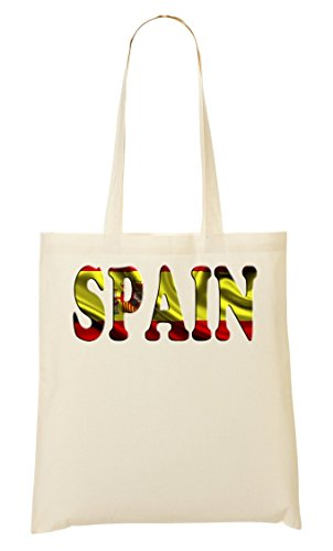 Spain S Series Backpackers Travellers Fan Good Times Sac Fourre-Tout Sac À Provisions