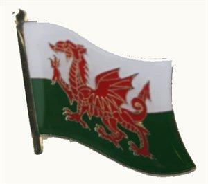 Yantec Flaggenpin Wales Pin Flagge