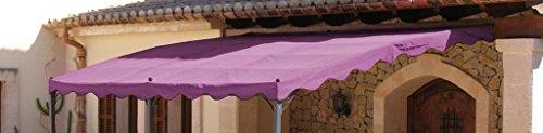 Ersatzdach Anbau Pergola Mallorca - Beere