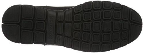 John W. Shoes Sigourney, Bottes Classiques homme Noir - Noir