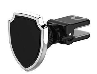 YAzNdom Universal Magnetic Car Mount - für alle Handys, GPS- oder Tablet-PCs - Elegantes Armaturenbrett mit Einer Handschlaufe und Einem Armaturenbrett mit 100 für Sicherheit und Komfort
