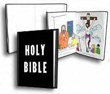 Christian Gospel Magic: Holy Bible Magic Coloring Book by Christian Gospel Magic