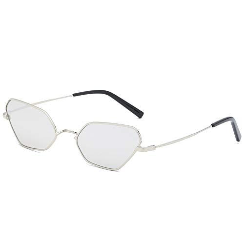 ANSKT Vintage kleine Box Sonnenbrille, 5UV 400 Outdoor-Sportbrillen polarisierte Sonnenbrillen Reitbrillen, geeignet zum Skifahren von Golf-Bikes beim Fischen mit Baseball