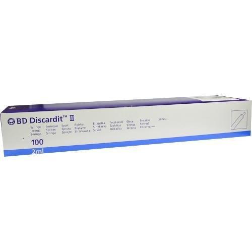 BD DISCARDIT II Spritze, 100X2 ml