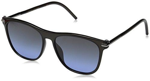 Marc Jacobs Unisex-Erwachsene MARC 49/S HL 1VD 54 Sonnenbrille, Dark Grey Blue