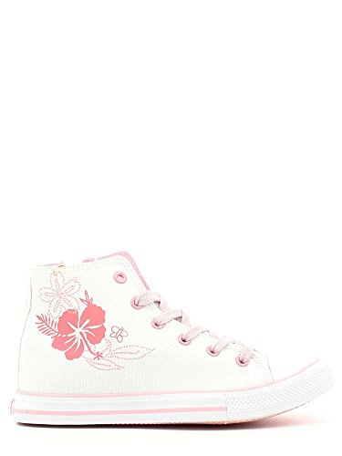 Lulù LV010048T Sneakers Bambino Bianco