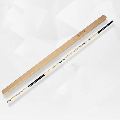 North cool Angelrute 28 Verstellbare Super Harte Carbon Große Rod Rod Gemischte Hand Muschel Angelrute (Farbe : 5.7m)