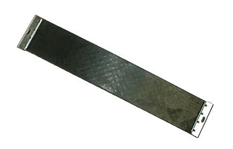 Pandoras Upholstery Ercol 24 cm Sangle de tapissier de rechange Caoutchouc Noir