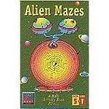 Alien Mazes Buki Book by Buki