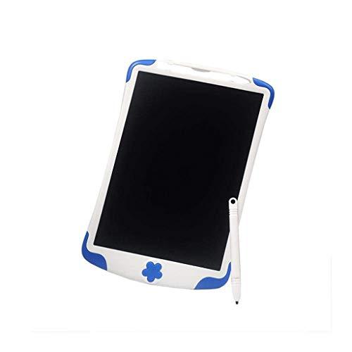 QTDH Elektronische Schreibtafel - LCD-Schreibtafel - Schreibtafel der Kinder - Geschenk für Kinder und Erwachsene zu Hause, in der Schule und im Büro (größe : 12 Zoll)