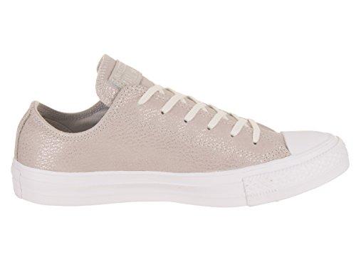 Converse Ctas Ox, Baskets Mixte Adulte Beige (pale Putty/Silver/White)