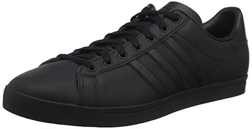 adidas Herren Coast Star Sneaker, Schwarz Core Black/Grey 0, 42 2/3 EU