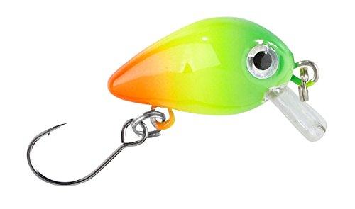 Balzer Trout Crank 3cm 2g Forellenk/öder zum Spinnangeln Forellenwobbler Wobbler zum Spinnfischen auf Forellen /& Barsche