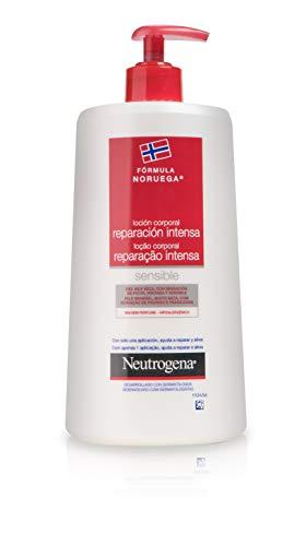 Neutrogena Body Lotion Für Empfindliche Haut Intensive Reparatur - Duftstoffe Feuchtigkeitsspendende Body Lotion