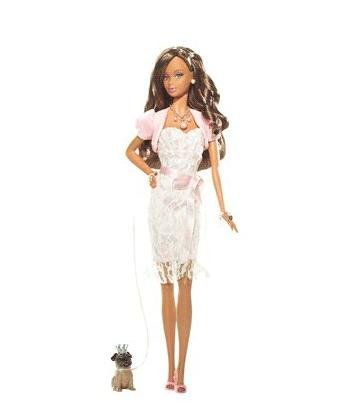 Barbie Collector # L7582 Birthstone Beauties Oktober -