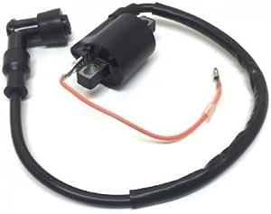 Ignition Coil And Candle Plug For Yamaha Aerox Aprilia Amico Rally 50 Auto