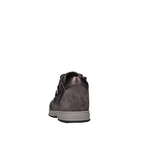 Hogan Junior HXT0920I4614NM054U Sneakers Bambina Grigio