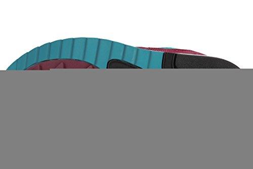 Saucony Grid 8000, Scarpe da Ginnastica Basse Unisex – Adulto Merlot