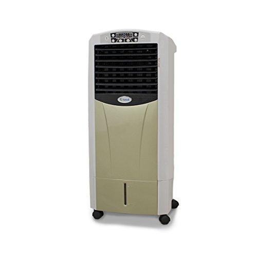 Climatizador evaporativo Yatek JC-310-H portatil de aire frio (95w), calor...