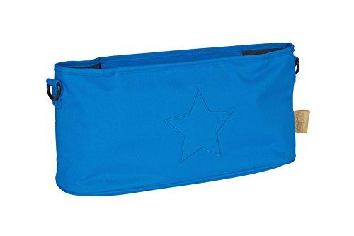 Lässig Casual Buggy Organizer Kinderwagenorganizer-/tasche mit Reißverschluss, Star, blue