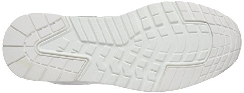 Le Coq SportifGIVERNY LEATHER LOW - Scarpe da Ginnastica Basse Donna Bianco (Bright White)
