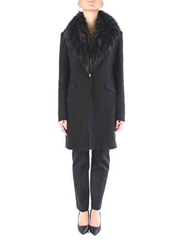 Kocca JOLUKAFUR Mantel Damen schwarz S