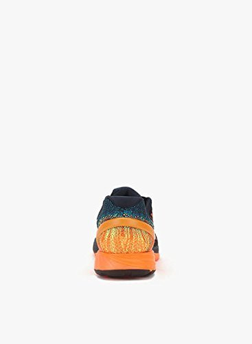 Nike Lunarglide 7, Running homme Bleu - (Dark Obsidian/Summit White/Total Orange)