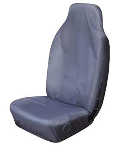 XtremeAuto® GREY WATERPROOF VAN/TRUCK/PICKUP front seat