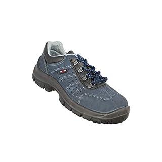 Almar Arco S1 SRC Safety Shoes Work Shoes Shallow Blue B-Ware, Size:40 EU