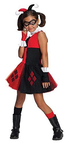 Harley Quinn Kostüm Tutu für (Mädchen Harley Quinn Tutu Kostüm)