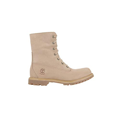 Timberland Ek Auth Tedy Flece B Off White 38.5 EU (7.5 US / 5.5 UK)