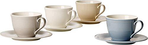 Vivo Villeroy & Boch Group 1952798610 Color Loop Kaffeetassen Set4 (1 Set) Boch Loop