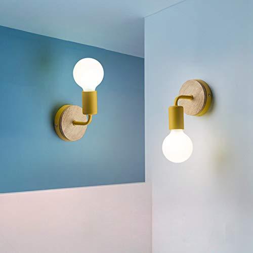 JINYU Lámpara de techo/Pared Bañadores de Pared Luz de Pared Iluminación/Spot, Decoración...