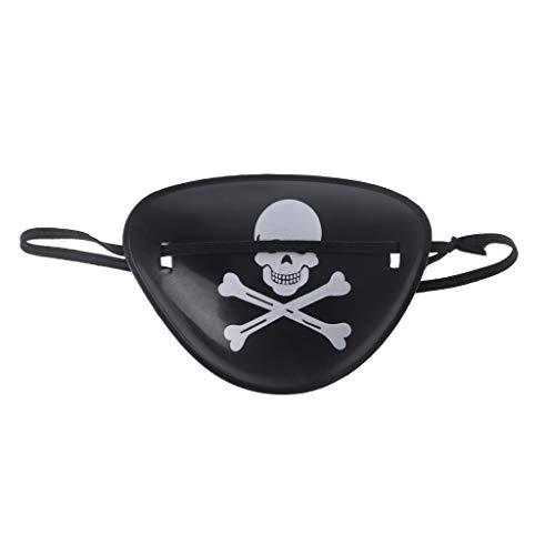 Halloween Kreative Verrückte Piratenaugenmaske Streich Spielzeug Kinder Geburtstag Kostüm Party Werkzeug Maskerade Cosplay