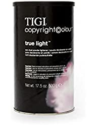 tigi poudre claircissante copyright colour true light 500 g - Coloration Tigi