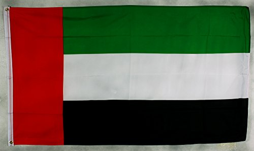 Flagge Fahne ca. 90x150 cm : Vereinigte Arabische Emirate VAE UAE