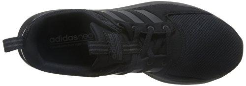 Scarpe Da Corsa Adidas Mens Cloudfoam Lite Racer Multicolor (nucleo Nero / Nero Nucleo / Nero Utility F16)