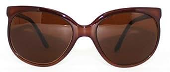 VUARNET 002 Marron PX5000 Lunettes de soleil Homme Femme