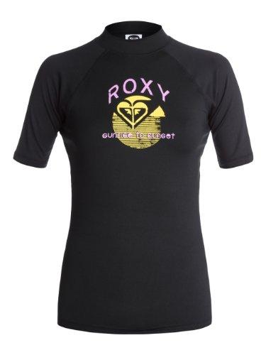 Roxy Anzug Lycra Activated Short Sleeve Mid Neck Raglan – Traje para deportes acuáticos
