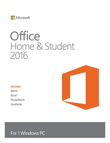 Microsoft Office 2016 Home and Student Box | PC | Box