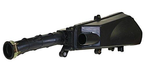 Deluxe Filter Fall (Luftfilterkasten 12 Zoll für 4 Takt China Roller 139QMB GY6 50ccm AGM ATU Baotian Benzhou Flex Tech Huatian JMStar Kreidler Rex Tauris Zongshen)
