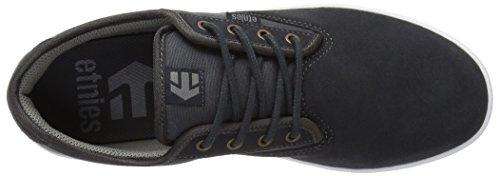 Chaussure Etnies Jameson SL Noir-Blanc-Gum Dark Grey