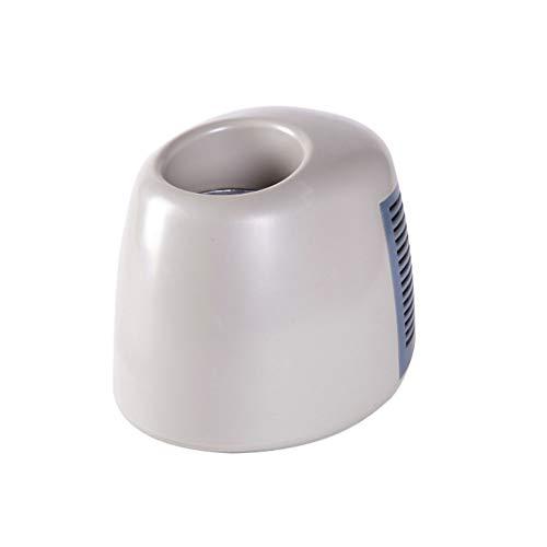 5V USB Power Operated tragbarer Mini-Kühlschrank mit Kühl- und Wärmefunktion, Kühlschrank for Büro-Desktop-Auto (Usb-power-mini-kühlschrank)