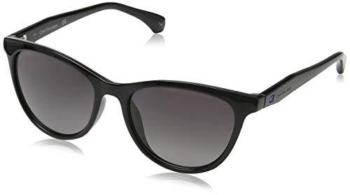 Calvin Klein Damen CKJ811S 001 52 Sonnenbrille, Black,