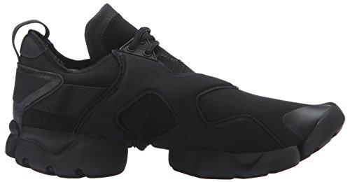 Bsskets Y-3 Kohna en néoprène et cuir noir Noir