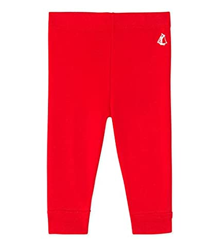 Small Boat I Sailboat, Legging Baby Girl, Red (Peps), 92 (Manufacture size 24m / 86cm)