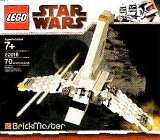 LEGO Star Wars Exclusive Set 20016 Imperial Shuttle (im Beutel)