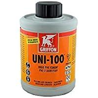 PVC Griffon Uni-ball 100PVC colla 500ml con spazzola, qualità professionale