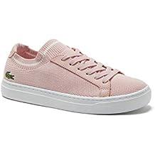 Lacoste La Piquee 119 1 Cfa Lt Pnk/Wht, Zapatillas para Mujer