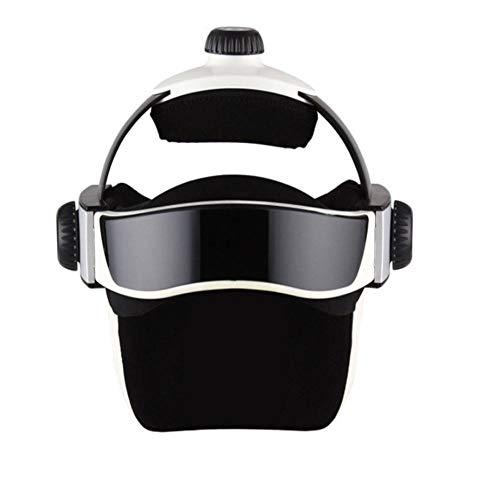 QWER Elektro - pneumatischen Kopf - massagegerät gehirn Therapie Massage Massage - Musik - Helm